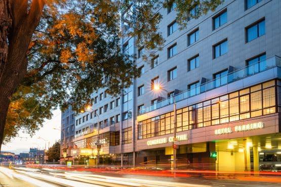 hotel Tatra Bratislava